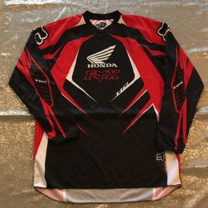 FOX RACE MOTOCROSS MENS SHIRT